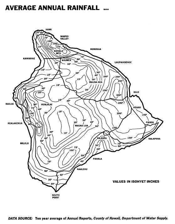 Hawai I Island Maps Lava Rock Realty