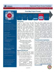 FEMA Flood Information Part I